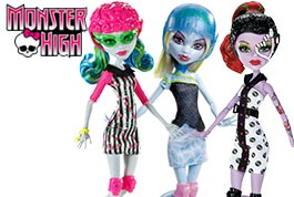 Fabulous Fashion Dolls