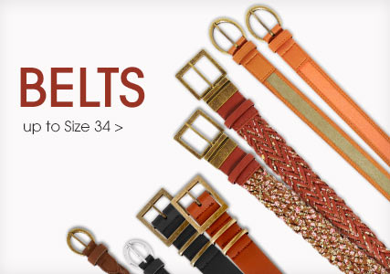 Belts - up to size 34>