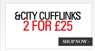 Shop Cufflinks >
