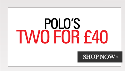 Shop Polos &gt;