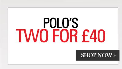 Shop Polos >