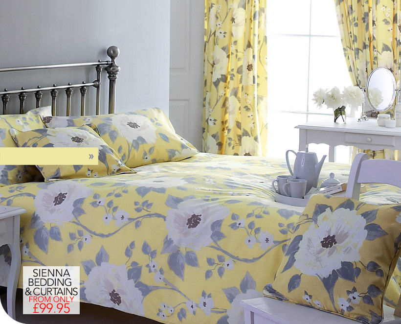 Sienna Bedding & Curtains