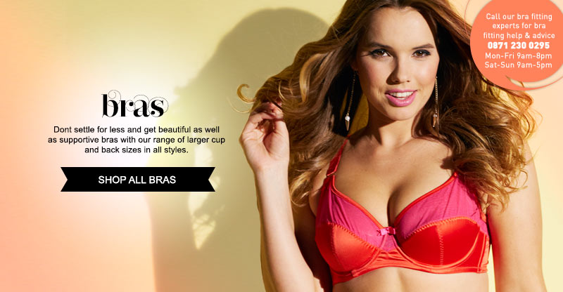 Shop All Bras