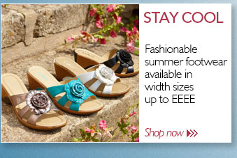 Stay Cool - Footwear >