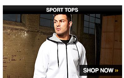Sport Tops &ndash; Shop Now &gt;
