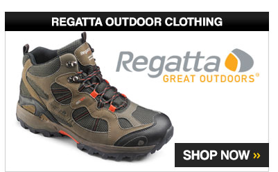 Regatta Outdoor Clothing – Shop Now >