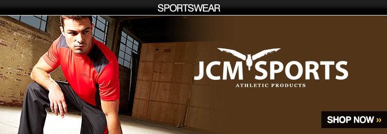 JCM Sports &ndash; Shop Now &gt;