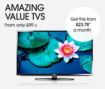 Amazing Value TVs >