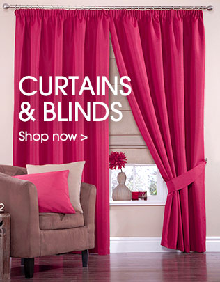 Curtains & Blinds >