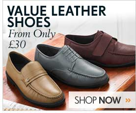 Value Leather Shoes