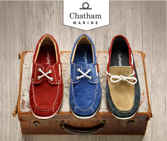Shop Chatham Marine >