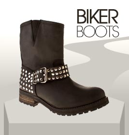 Biker Boots