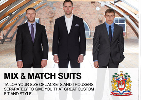 Mix & Match Suits