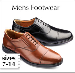 Shop Mens Footwear >