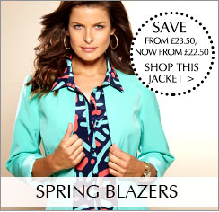 Shop Spring Blazers &gt;
