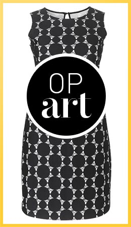 View the Op Art Trend &gt;