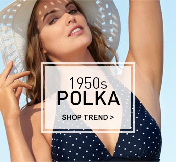1950s Polka - Shop the Trend >