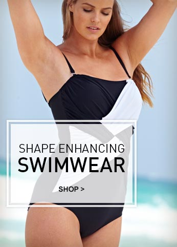 Shop Shape Enhancing Swimwear >