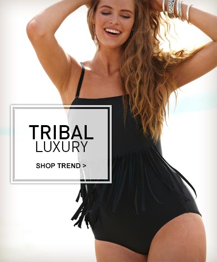 Tribal Luxury - Shop the Trend >