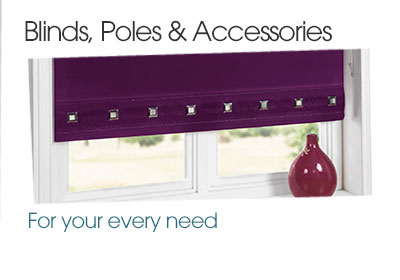Blinds, Poles & Accessories