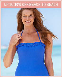Up to 30% off Beach to Beach