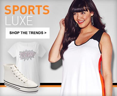Shop Sports Luxe &gt;