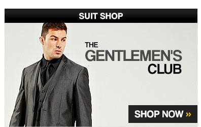 Suit Shop. The Gentlemans Club. – Shop Now >