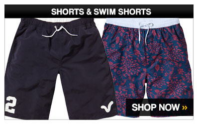 Shorts & Swimshorts – Shop Now >