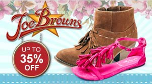 Joe Browns Up to 35% off