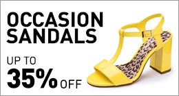 Occasion Sandals up to 35% off