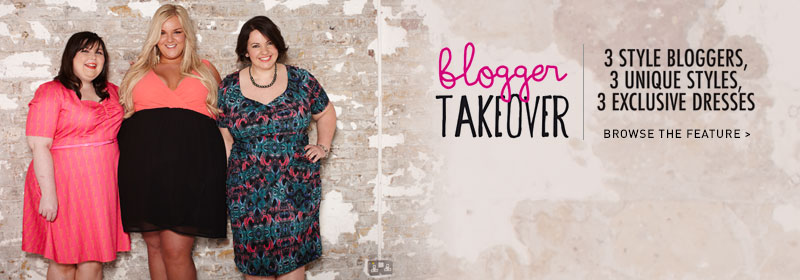 Blogger Takeover - 3 Style Bloggers, 3 Unique Styles, 3 Exclusive Dresses - Browse the Feature