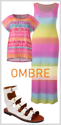 View the Ombre Trend >