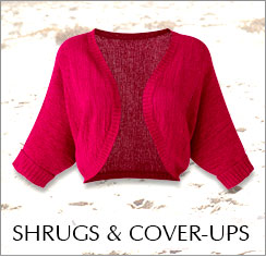 Shop Shrugs and cover-ups >