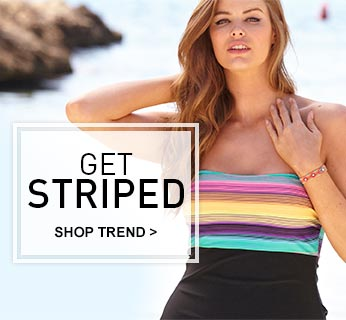 Get Striped - Shop the Trend >