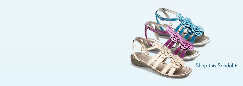 Shop This Sandal