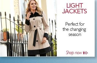 Light Jackets >