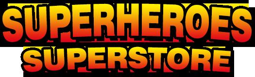 Superheroes Logo