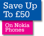 Save Up To £50 On Nokia Phones