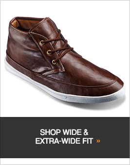 Shop Wide & Extra-Wide fit