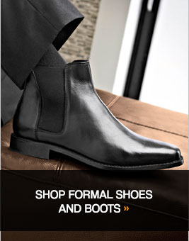 Shop Formal Shoes and Boots