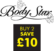 Body Star Buy 2 Save £10