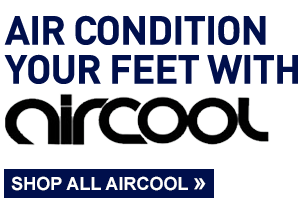 Air condition your feet with Aircool