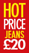 Hot Price Jeans £20