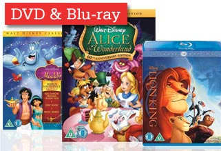 DVD and Bluray
