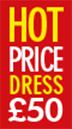 Hot Price Dress £50