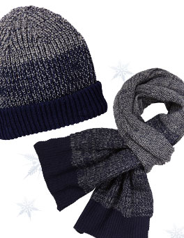 Hats, Scarves & Knits