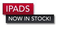 Ipads - Now in Stock