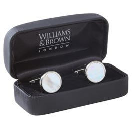 Williams & Brown cufflinks