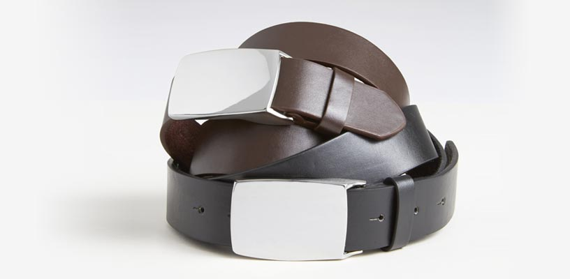 Black & Brown Leather Belts