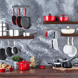 Shop our range of cookware